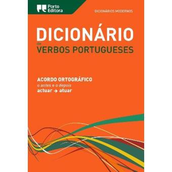 Dicionário Moderno de Verbos Portugueses