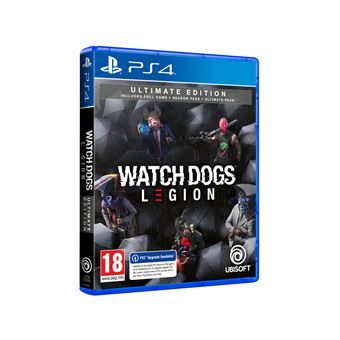 Watch Dogs: Legion - Ultimate Edition - PS4
