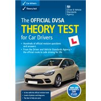 Official dvsa theory test for car d
