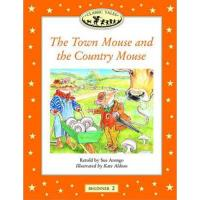 Classic Tales - The Town Mouse and the Country Mouse -  Beginner Level 2
