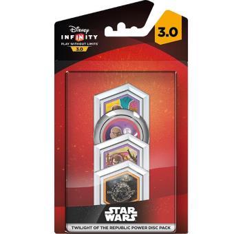 Disney Infinity 3.0 Star Wars - Twilight of The Republic Power Disc Pack