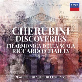 Cherubini Discoveries - CD