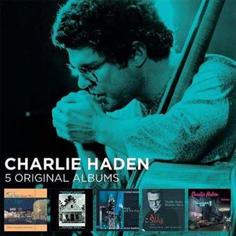 5 Original Albums - 5CD