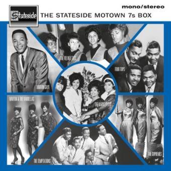 "The Stateside Motown 7s (7"" Vinyl Box Set)"