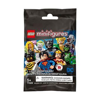 LEGO Minifigures 71026 DC Super Heroes Series - Envio Aleatório