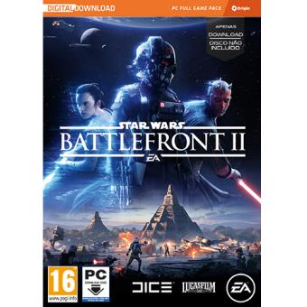 Star Wars: Battlefront II PC (Digital Code)
