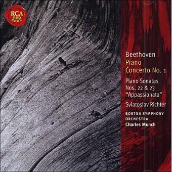 Beethoven-piano Concerto No. 1