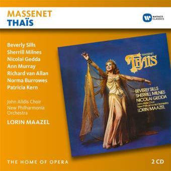 Massenet: Thaïs - 2CD