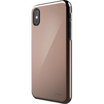 Capa Elago Slim Fit 2 para iPhone X - Rose Gold