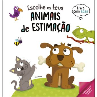 Escolhe os Teus Animais de Estimação