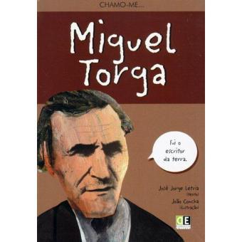 Chamo-me Miguel Torga