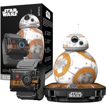 Robot Sphero BB-8 Star Wars + Pulseira Force Band