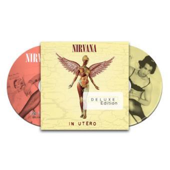In Utero (20th Anniversary Deluxe Edition 2CD)