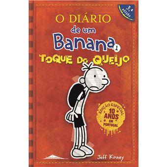 O Diário de Um Banana - Livro 1: Toque de Queijo