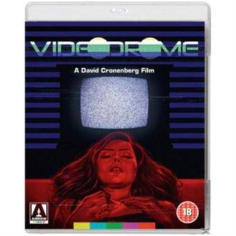 VIDEODROME (BD) (IMP)