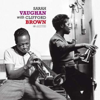 Sarah Vaughan With Clifford Brown (LP)
