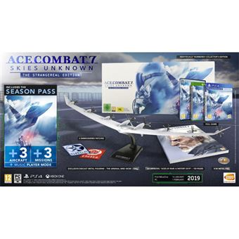 Ace Combat 7: Skies Unknown - The Strangereal Edition PC