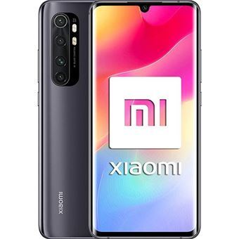 Smartphone Xiaomi Mi Note 10 Lite - 128GB - Midnight Black
