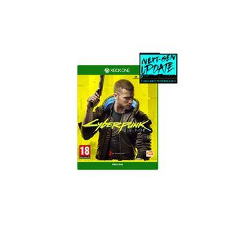 Cyberpunk 2077 – Day One Edition - Xbox One