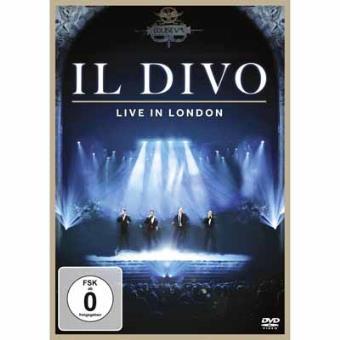 Il Divo: Live In London 2011