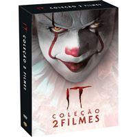 It: Capítulo 1 & 2 - Coleção 2 Filmes - 2DVD