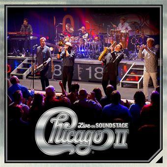 Chicago II - Live on Soundstage - CD
