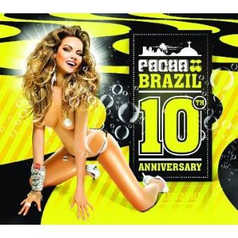 Pacha Brazil  - 10th Anniversary (3CD)
