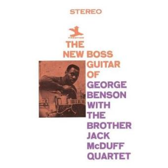 The New Boss Guitar (LP) (180g) (Limited Edition)