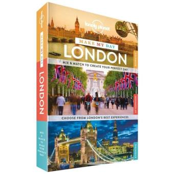 London Make My Day Lonely Planet Guide