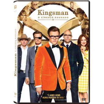 Kingsman: O Círculo Dourado - DVD