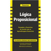Resumos de Filosofia: Lógica Proposicional - Ensino Secundário