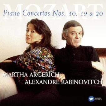 Mozart | Piano Concertos Nos. 10, 19 & 20