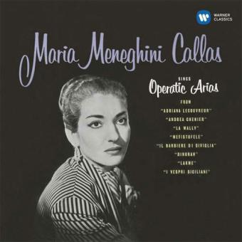 Maria Callas: Lyric and Coloratura Arias (1954)