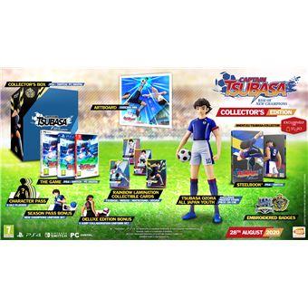 Captain Tsubasa: Rise Of New Champions Collector Ed. - PS4