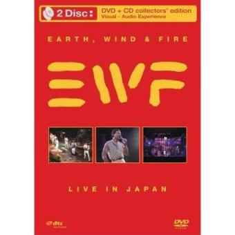 Earth, Wind & Fire: Live In Japan (DVD+CD)