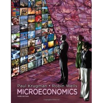Microeconomics 3 edio paul krugman robin wells compra microeconomics 3 edio fandeluxe Choice Image