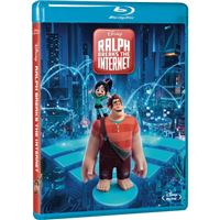 Ralph Breaks the Internet - Blu-ray Importação