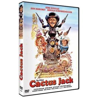 The Villain: Cactus Jack - DVD Importação