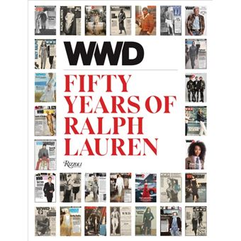 Ralph lauren: 50 years of fashion