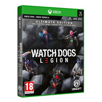 Watch Dogs: Legion - Ultimate Edition - Xbox One