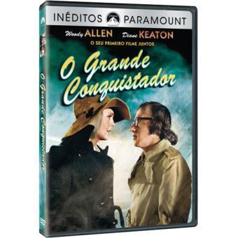 O Grande Conquistador (DVD)