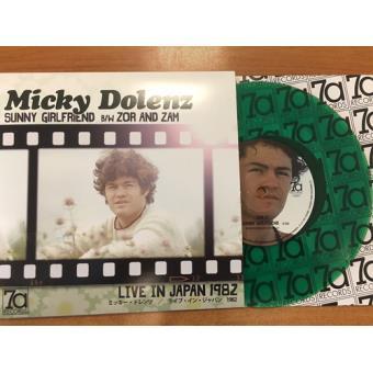 Sunny Girlfriend (Green Vinyl) (7'')