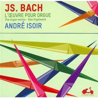 L'oeuvre Pour Orgue - CD