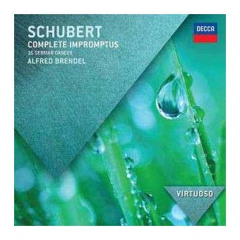 Schubert | Complete Impromptus