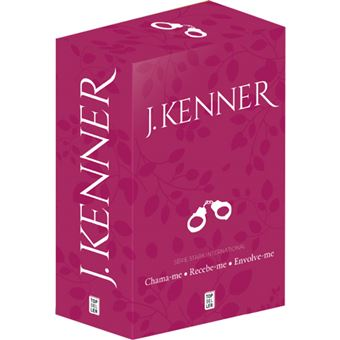 Pack J. Kenner: Série Stark Internacional