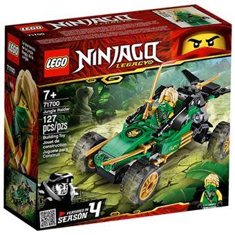 LEGO NINJAGO 71700 Invasor da Selva