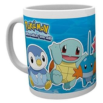 "Pokémon - Caneca ""Water Partners"""