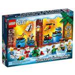 LEGO City 60201 Calendário do Advento