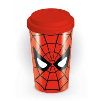 TRAVEL MUG-MARVEL RETRO-SPIDER MAN