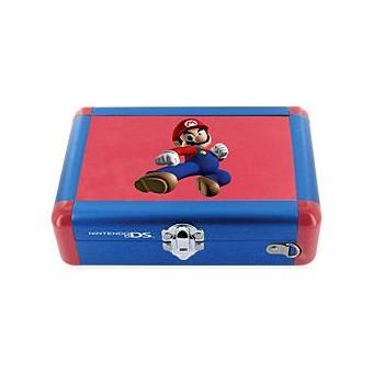 Big Ben Caixa Oficial Alumínio Mario Bros DS Lite